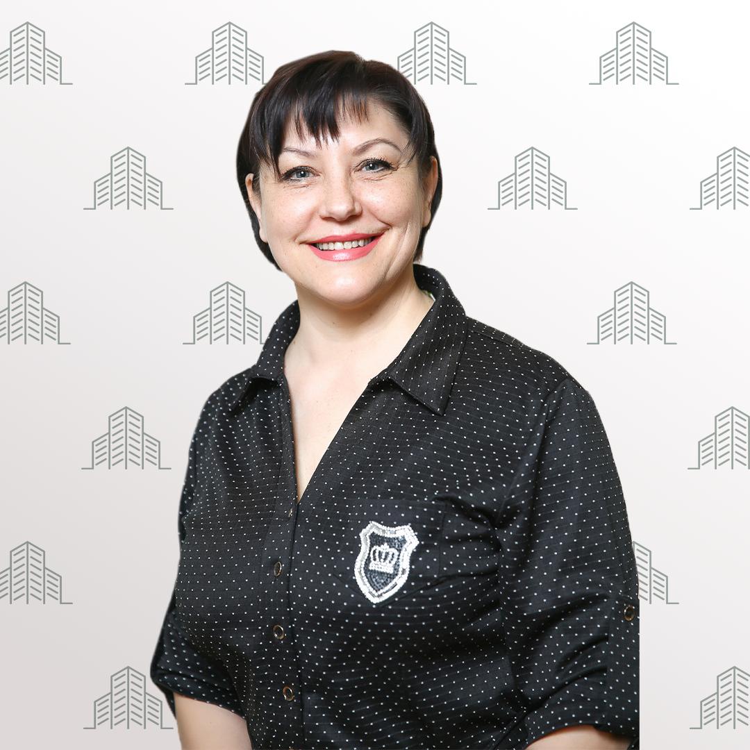 Ирина Побежимова